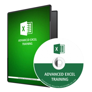 Advanced MS Excel Tutorial