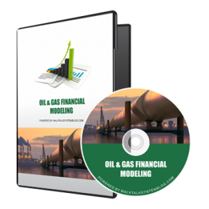 Oil & Gas Financial Modeling