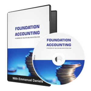 Foundation Accounting