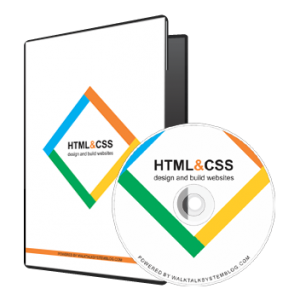 HTML & CSS Website Design