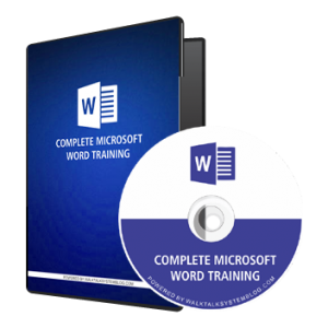 MS Word Training